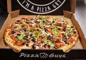 Pizza Guys Opens Newest Location in San Carlos