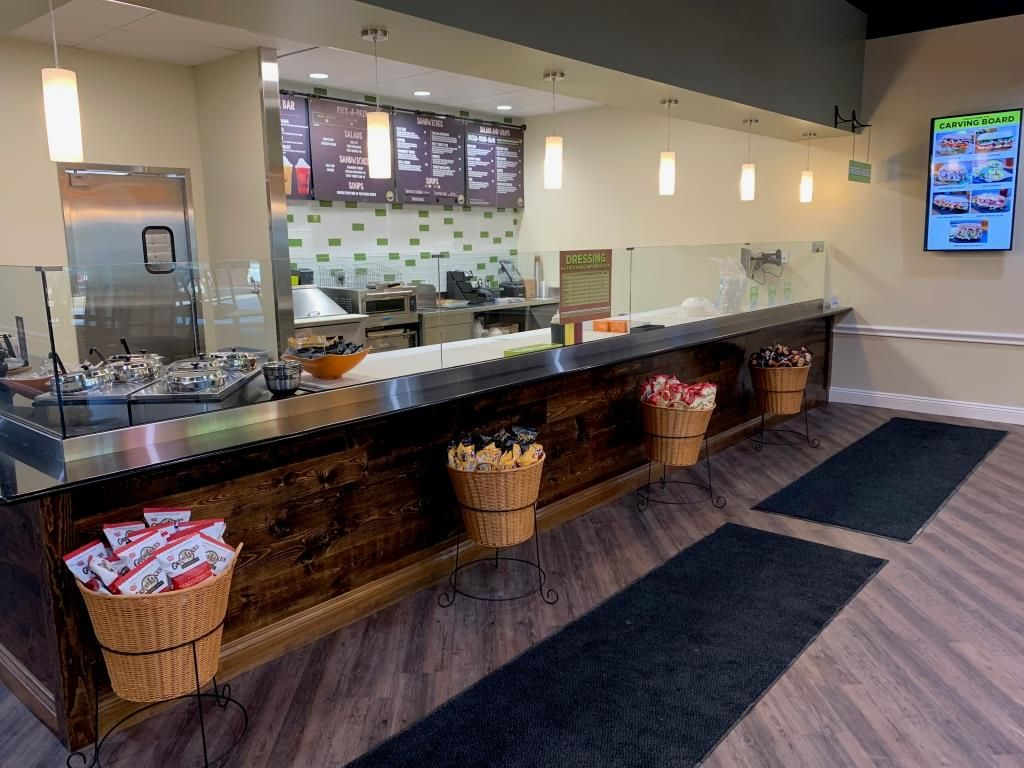 The Big Salad Sets Oct. 21 Traverse City Opening Date